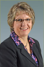 Photo of Chief Services and Programs & Philanthropy Officer, Shiela Olson