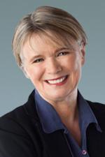 Photo of Mary Jones, Chief Philanthropy Officer