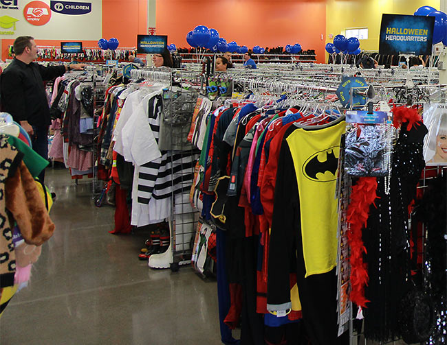 Costume ideas already in your closet :: Goodwill-Easter Seals Minnesota