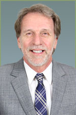Photo of President and Chief Executive Officer, Michael Wirth-Davis, D.P.A.