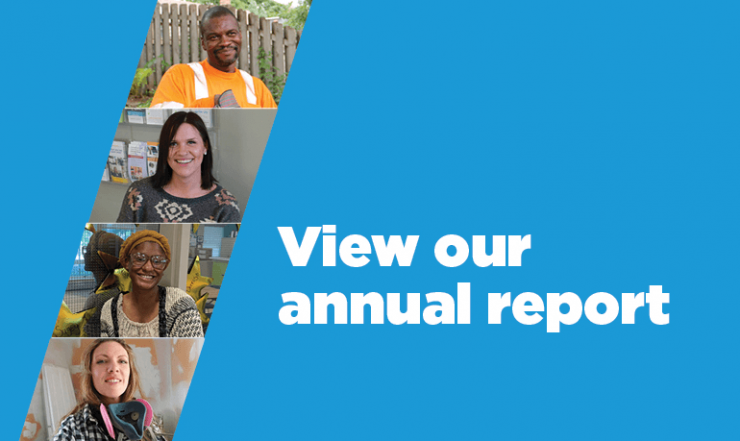 Click and view our annual report